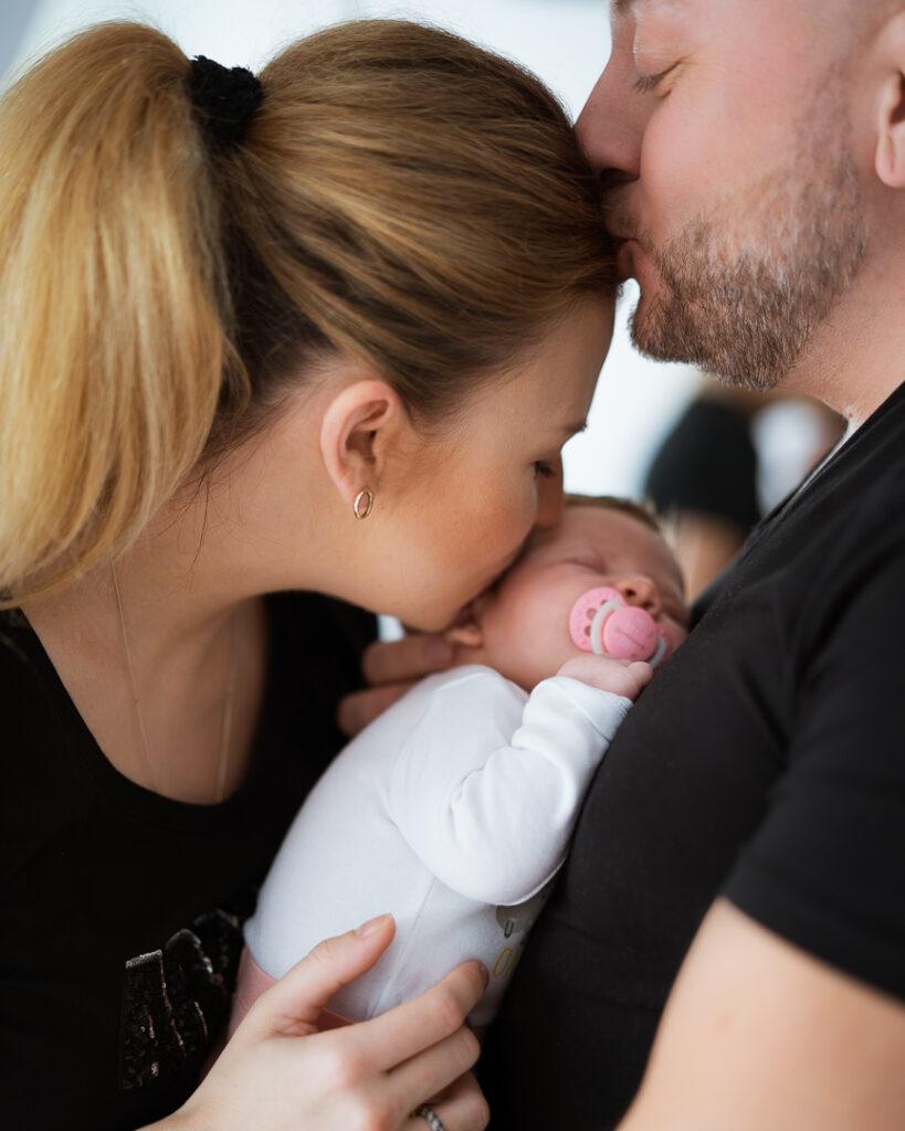 miłość rodzina