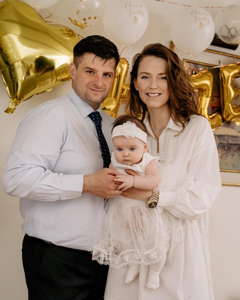 rodzina przygotowania do chrztu Wrocław