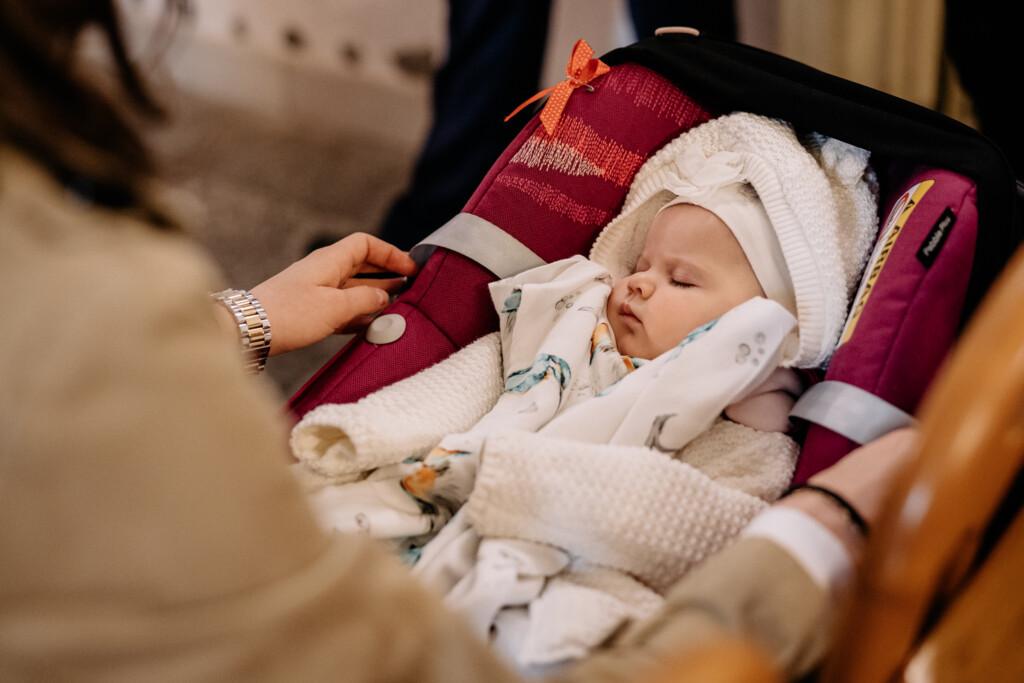 zdjęcia z chrztu w kościele Godzikowice