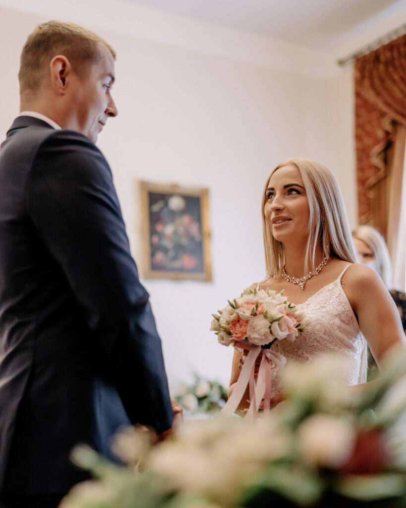 przysięga małżeńska ślub Wrocław