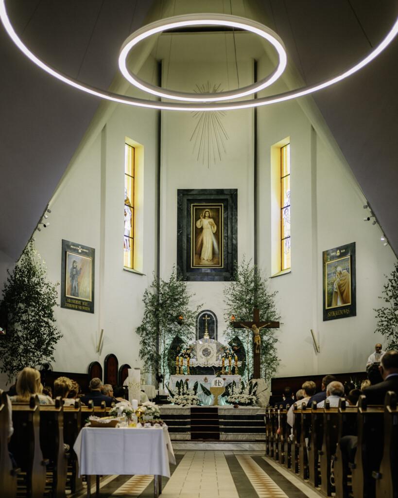 kościół Oława Wrocław fotograf
