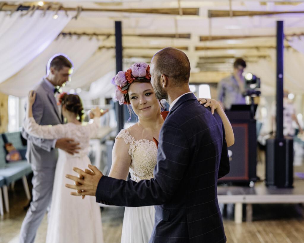 pierwszy taniec wesele fotograf Wrocław Oława Brzeg